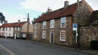 5 Bedrooms Detached House for sale in Feltwell, Thetford, Norfolk