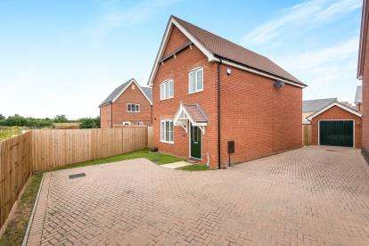 4 Bedrooms Detached House for sale in Costessey, Norwich, Norfolk