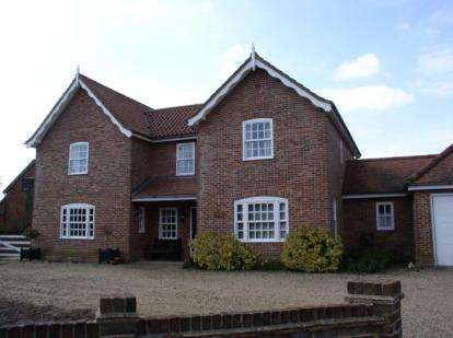 4 Bedrooms Detached House for sale in Tunstall, Woodbridge, Suffolk