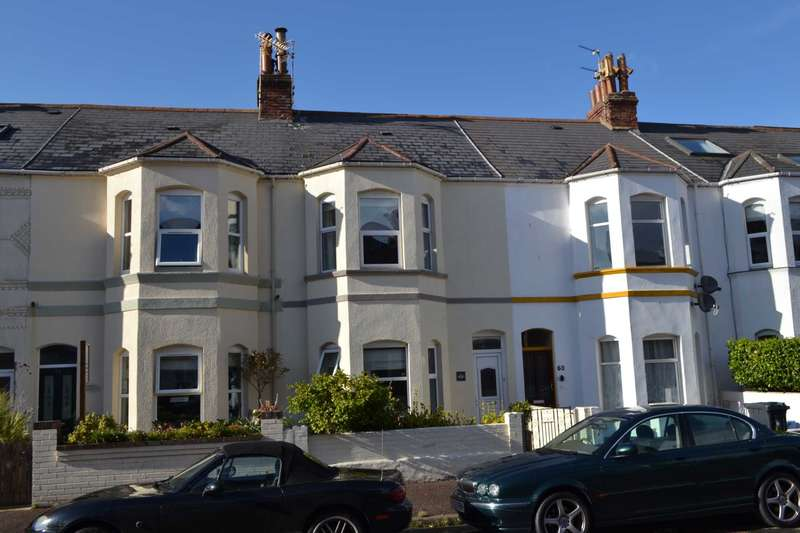 3 Bedrooms Terraced House for sale in St Andrews Road, Exmouth