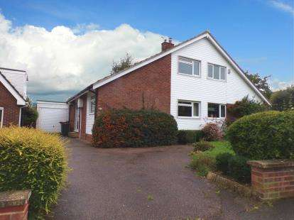 3 Bedrooms Bungalow for sale in Falcon Avenue, Bedford, Bedfordshire