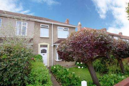 3 Bedrooms Semi Detached House for sale in Speedwell Road, St George, Bristol