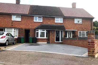 3 Bedrooms Terraced House for sale in Blackthorn Close, Watford, Hertfordshire