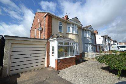 3 Bedrooms Semi Detached House for sale in Senwick Road, Wellingborough, Northamptonshire