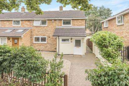 3 Bedrooms End Of Terrace House for sale in Broadwater Crescent, Stevenage, Hertfordshire, England