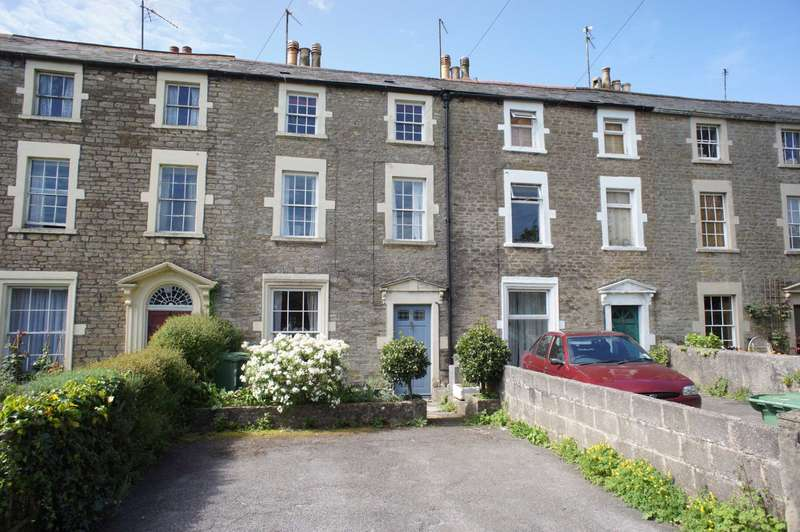 3 Bedrooms Town House for sale in Keyford Terrace, Frome
