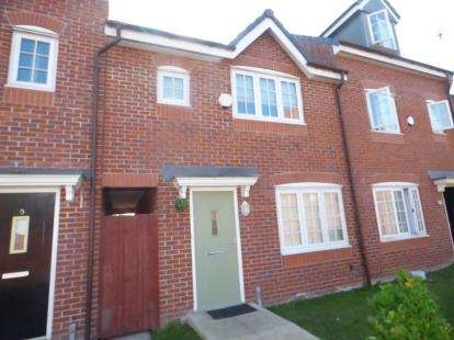 3 Bedrooms Terraced House for sale in Bracken Walk, Kirkby, Liverpool, Merseyside, L32