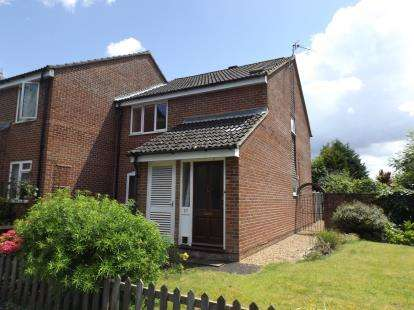 1 Bedroom Maisonette Flat for sale in Chandler's Ford, Eastleigh, Hampshire