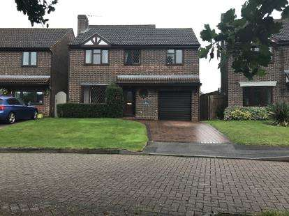 4 Bedrooms Detached House for sale in Southampton, Hants