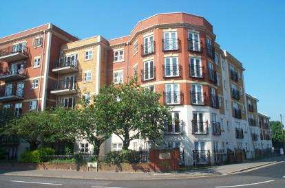 2 Bedrooms Flat for sale in 5 Handel Road, Southampton, Hampshire