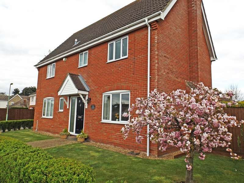 5 Bedrooms Detached House for sale in Barton, Road, Suffolk, IP31
