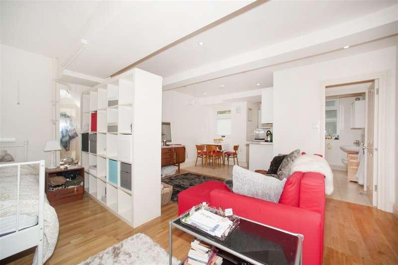1 Bedroom Studio Flat for sale in Rockley Court, West Kensington