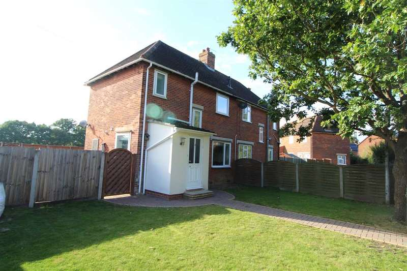 2 Bedrooms Semi Detached House for sale in De Burgh Road, Lexden, Colchester