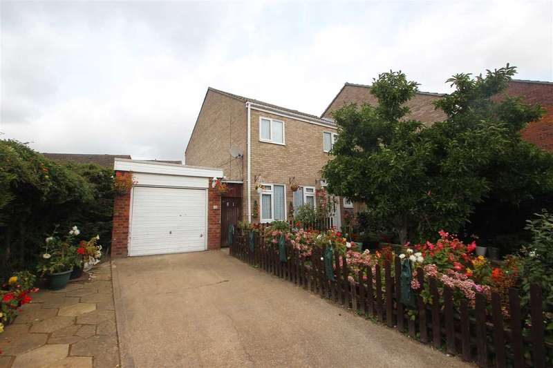 3 Bedrooms Terraced House for sale in Laing Road, Colchester