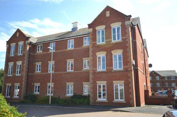 2 Bedrooms Flat for sale in Norman Crescent, Budleigh Salterton, Devon