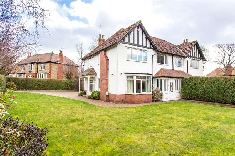 3 Bedrooms Semi Detached House for sale in Harrogate Road, Leeds, West Yorkshire, LS17