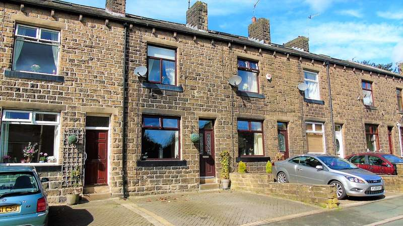 2 Bedrooms Terraced House for sale in 8 Woodhouse Road, Todmorden, OL14