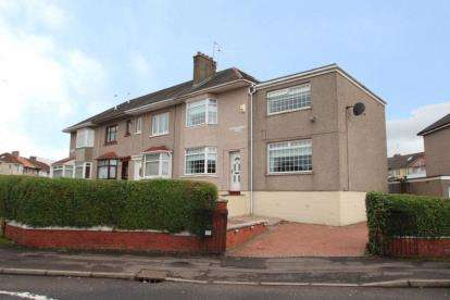 3 Bedrooms End Of Terrace House for sale in Hillsborough Road, Garrowhill, Glasgow, Lanarkshire
