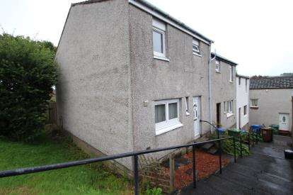 3 Bedrooms End Of Terrace House for sale in Cuillin Court, Falkirk