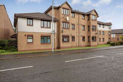 2 Bedrooms Flat for sale in South Park Grove, Hamilton