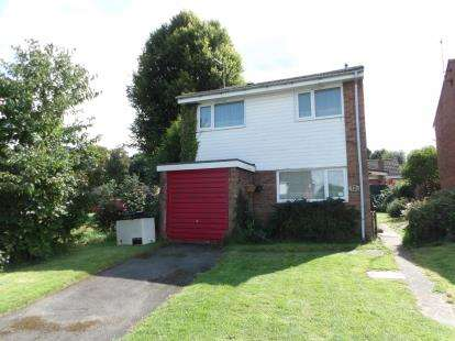 3 Bedrooms Detached House for sale in Bedford Close, Kegworth, Derby, Derbyshire