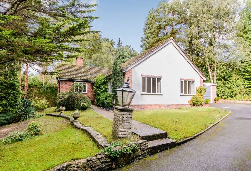 2 Bedrooms Detached Bungalow for sale in Lower Bourne