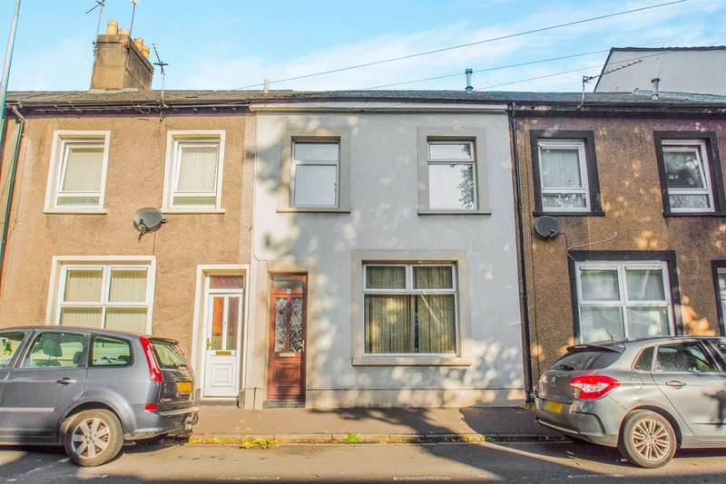 2 Bedrooms Terraced House for sale in Constellation Street, Cardiff