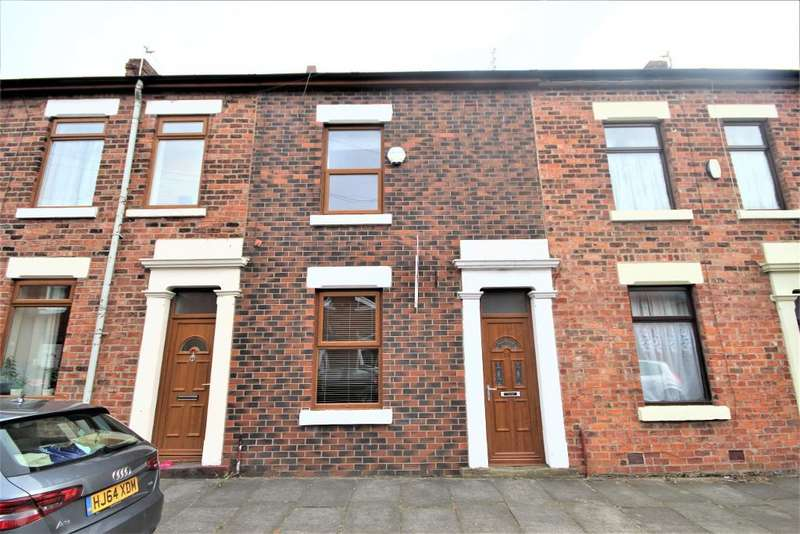 2 Bedrooms Terraced House for sale in Portland Street, Preston, Lancashire, PR1 8PR