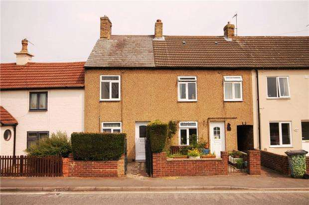 2 Bedrooms Terraced House for sale in High Road, Cotton End