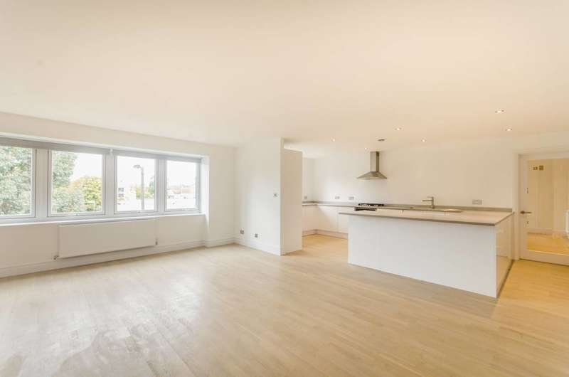2 Bedrooms Flat for sale in Ridgway, Wimbledon Village, SW19