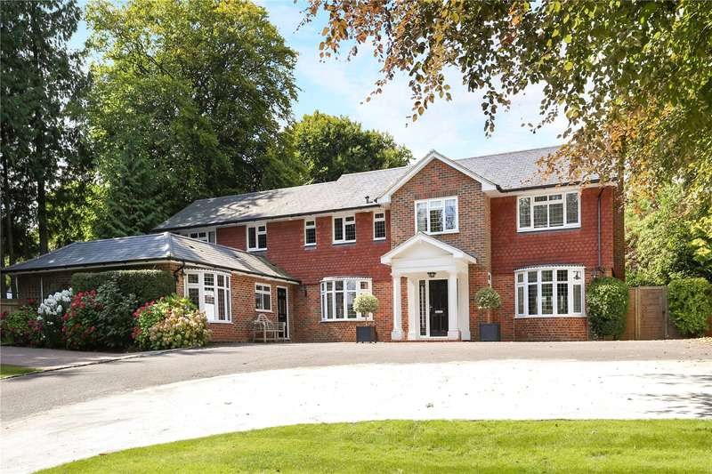 6 Bedrooms Detached House for sale in Square Drive, Haslemere, Surrey, GU27