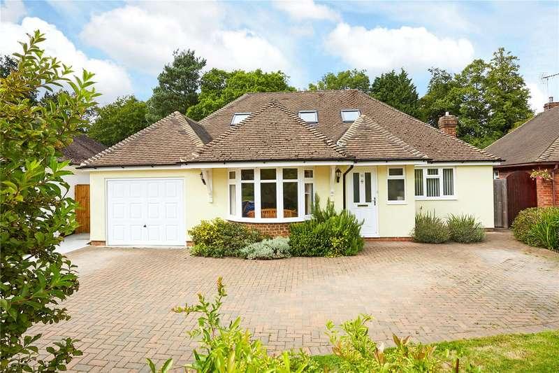 4 Bedrooms Detached House for sale in Hardwick Road, Hildenborough, Tonbridge, TN11