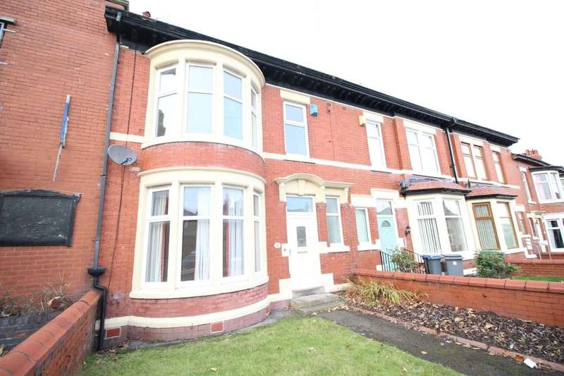 5 Bedrooms Semi Detached House for sale in Leamington Road, Blackpool, FY1