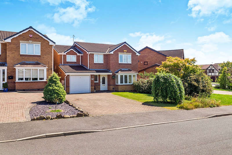 5 Bedrooms Detached House for sale in Acorn Avenue, Giltbrook, Nottingham, NG16