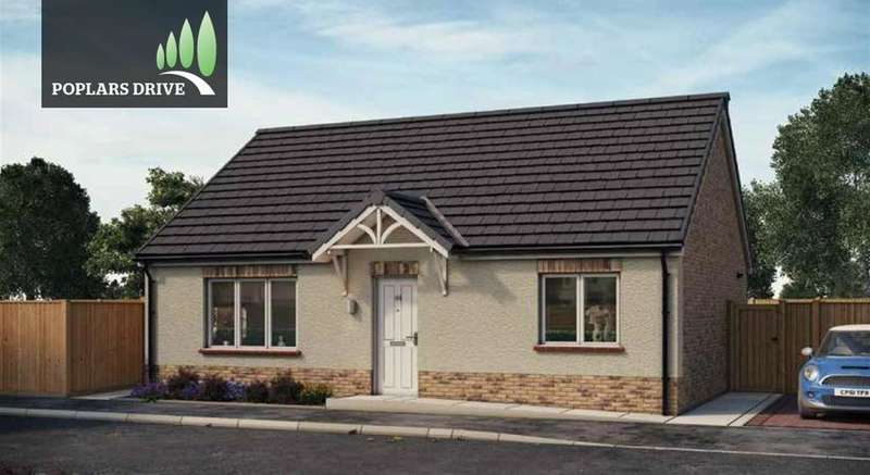 2 Bedrooms Detached Bungalow for sale in Poplars Drive, Neath