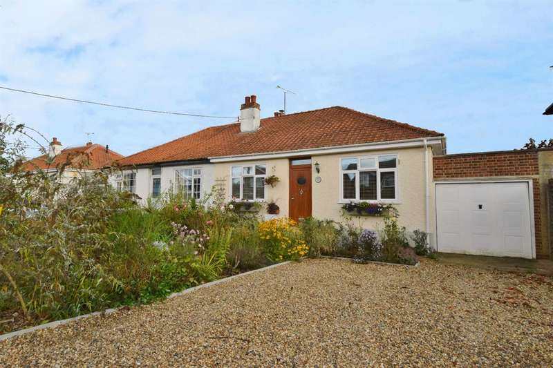 2 Bedrooms Semi Detached Bungalow for sale in Ridgeway Road, Herne Bay