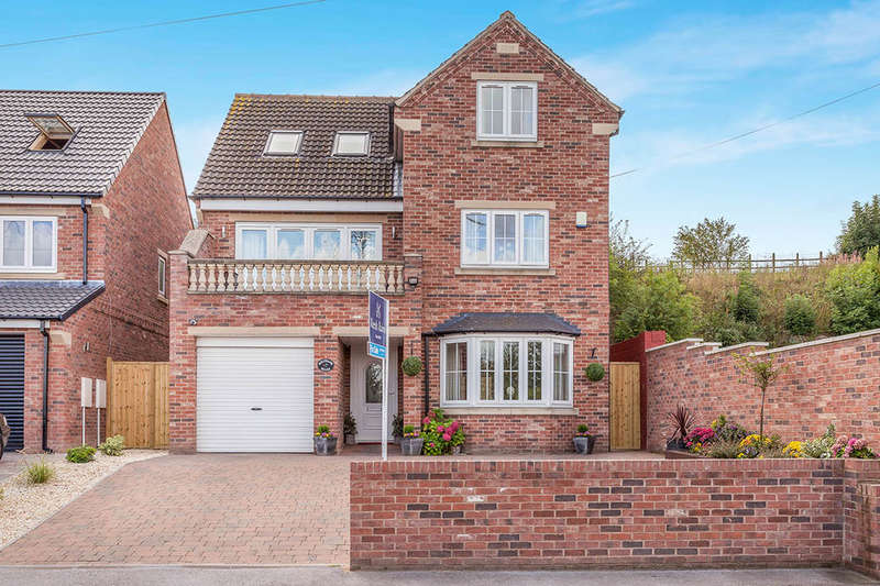 5 Bedrooms Detached House for sale in Wheldon Road, Castleford, WF10