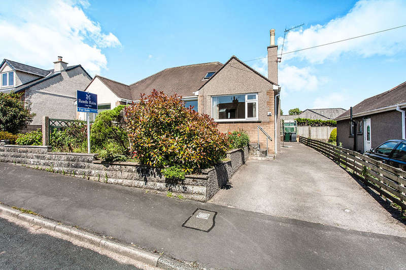 2 Bedrooms Semi Detached Bungalow for sale in Westover Avenue, Warton, Carnforth, LA5