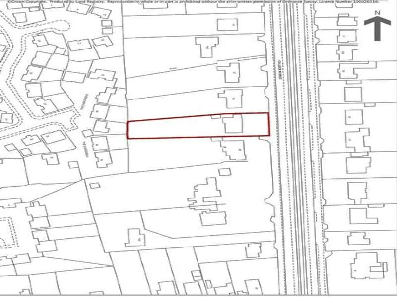 Land Commercial for sale in College Avenue, Formby, Liverpool, L37