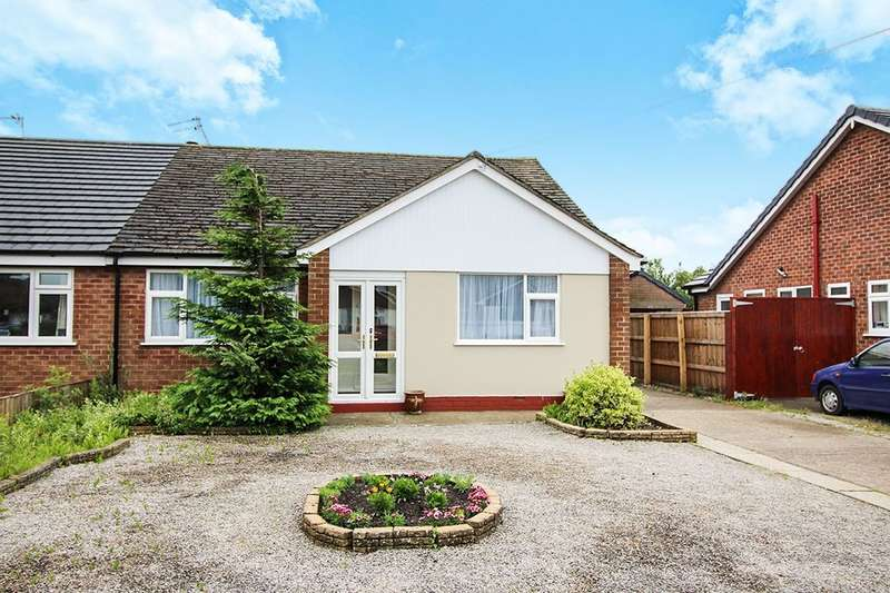 3 Bedrooms Detached Bungalow for sale in Pinewood Close, Formby, Liverpool, L37