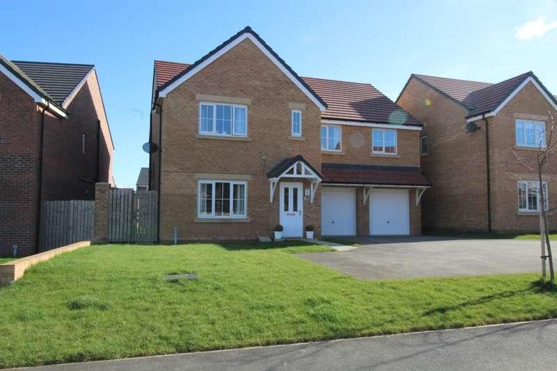 6 Bedrooms Detached House for sale in Slaley Drive, Ashington, NE63