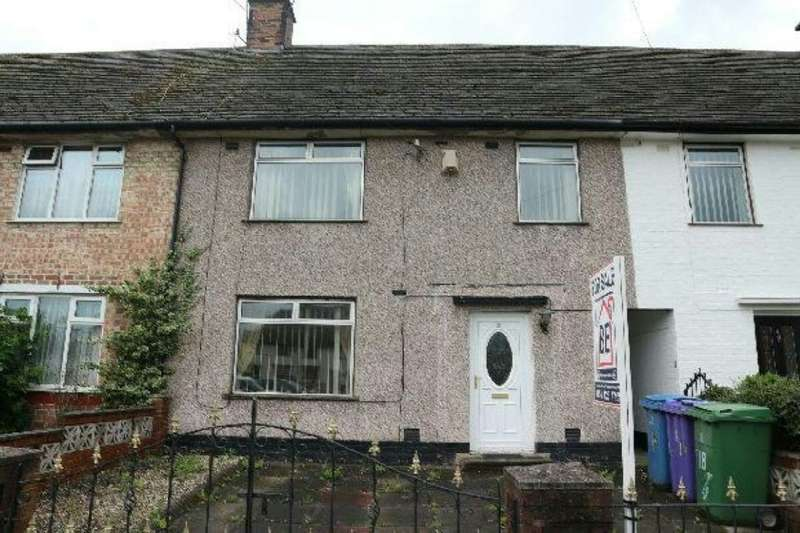 3 Bedrooms Terraced House for sale in Wellbrook Close, Liverpool, L24