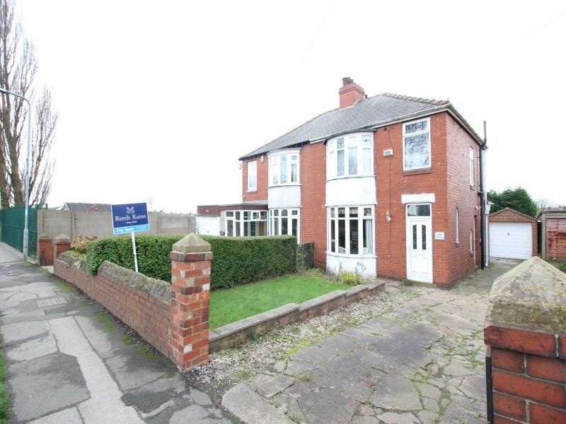 3 Bedrooms Semi Detached House for sale in Shiregreen Lane, Sheffield, S5