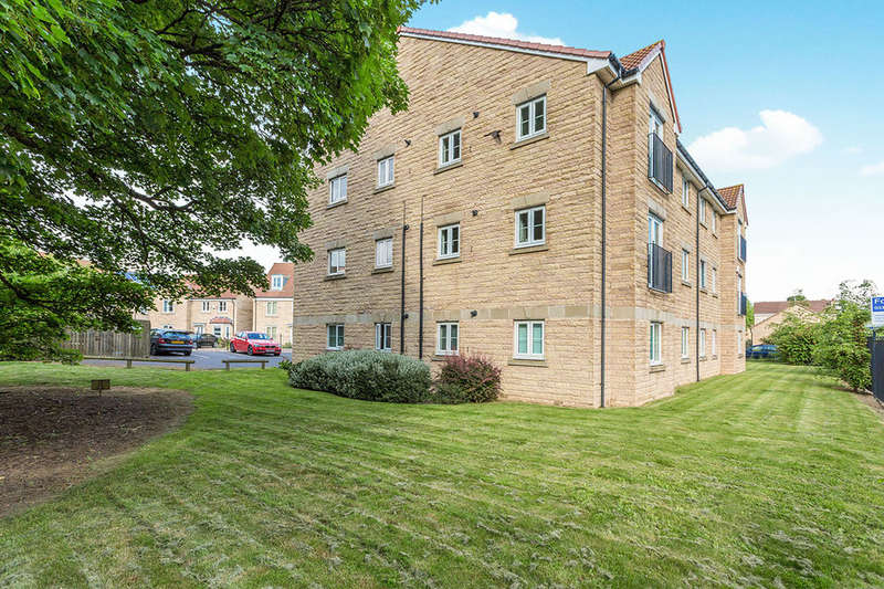 2 Bedrooms Flat for sale in Elderberry Close, Scholes, Rotherham, S61