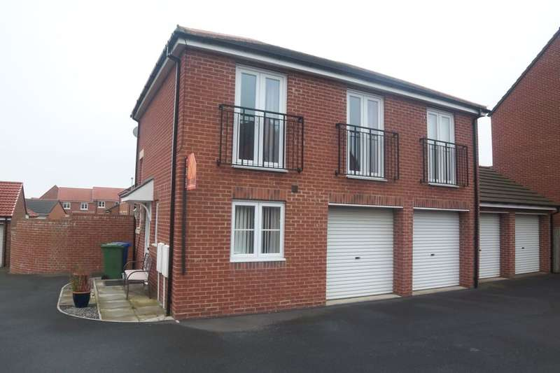 2 Bedrooms Property for sale in Roxburgh Close, Seaton Delaval, Whitley Bay, NE25