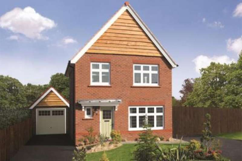 3 Bedrooms Detached House for sale in Warwick Chester Lane, Saighton, Chester, CH3