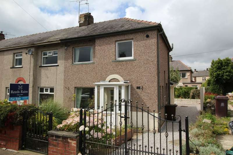 2 Bedrooms Semi Detached House for sale in Harrogate Crescent, Burnley, BB10