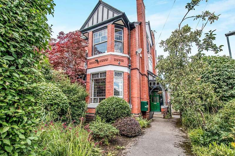 5 Bedrooms Semi Detached House for sale in Clyde Road, Didsbury, Manchester, M20