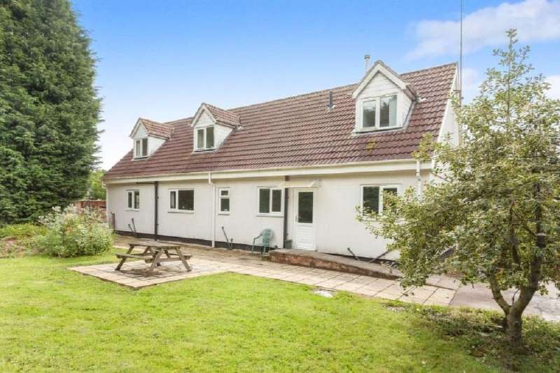 4 Bedrooms Detached Bungalow for sale in South Down Kennels Wallingwells Lane, Wallingwells, Worksop, S81