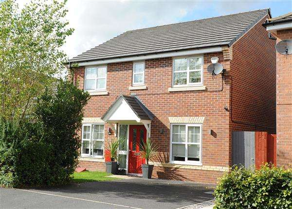 4 Bedrooms Detached House for sale in 100 Roseway Avenue, Cadishead M44 5GJ